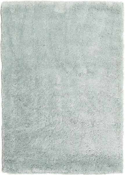 Shaggy Sadeh - Mint Tæppe 160X230 Moderne Mørkegrøn/Pastel Grøn/Blå ( Tyrkiet)