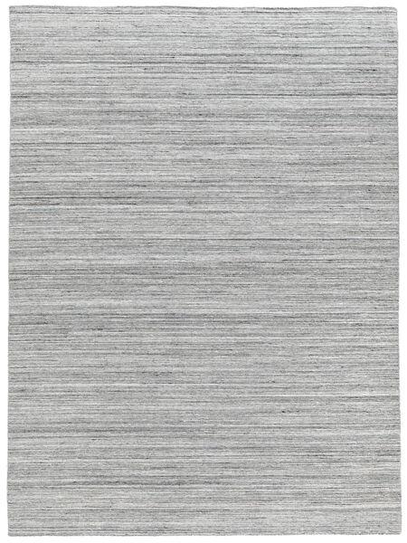 Udendørs Tæppe Petra - Light_Mix Tæppe 200X300 Ægte Moderne Håndvævet Lysegrå/Hvid/Creme ( Indien)