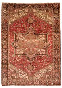 Heriz Tæppe 257X352 Ægte Orientalsk Håndknyttet Stort (Uld, Persien/Iran)