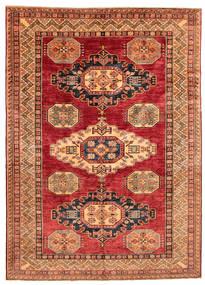Kazak Tæppe 168X240 Ægte Orientalsk Håndknyttet (Uld, Pakistan)