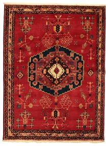 Afshar Tæppe 176X232 Ægte Orientalsk Håndknyttet (Uld, Persien/Iran)