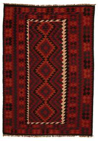 Kelim Maimana Tæppe 190X285 Ægte Orientalsk Håndvævet (Uld, Afghanistan)