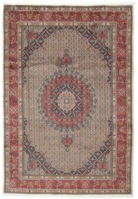 Moud Tæppe 188X280 Ægte Orientalsk Håndknyttet (Uld/Silke, Persien/Iran)