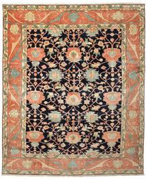 Heriz Tæppe 400X480 Ægte Orientalsk Håndknyttet Stort (Uld, Persien/Iran)