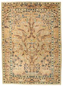 Najafabad Patina Figurativt/Billedligt Tæppe 175X240 Ægte Orientalsk Håndknyttet (Uld, Persien/Iran)