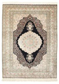 Herike Tæppe 182X242 Ægte Orientalsk Håndknyttet (Silke, Kina)