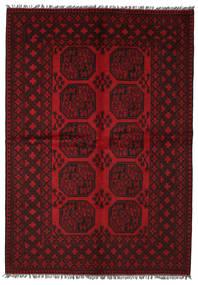 Afghan Tæppe 163X236 Ægte Orientalsk Håndknyttet (Uld, Afghanistan)