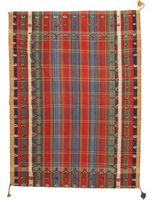 Kelim Fars Tæppe 179X240 Ægte Orientalsk Håndvævet (Uld, Persien/Iran)