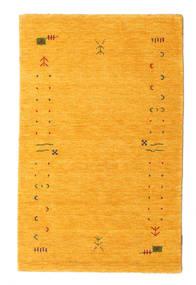 Gabbeh Loom Frame - Gul Tæppe 100X160 Moderne Gul/Orange (Uld, Indien)