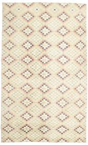 Colored Vintage Tæppe 182X298 Ægte Moderne Håndknyttet Beige/Mørk Beige (Uld, Tyrkiet)