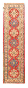 Turkeman Ariana Tæppe 84X312 Ægte Orientalsk Håndknyttet Tæppeløber Rust/Lysebrun (Uld, Afghanistan)