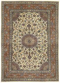 Kashmar Patina Tæppe 245X343 Ægte Orientalsk Håndknyttet Mørkegrå/Brun (Uld, Persien/Iran)