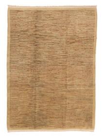 Usak Tæppe 175X245 Ægte Orientalsk Håndknyttet Lysebrun/Mørk Beige (Uld, Tyrkiet)