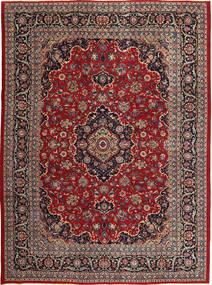 Kashmar Patina Tæppe 250X333 Ægte Orientalsk Håndknyttet Mørkerød/Mørkebrun Stort (Uld, Persien/Iran)