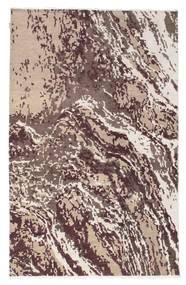 Himalaya Tæppe 177X280 Ægte Moderne Håndknyttet Lysebrun/Mørkebrun (Uld, Indien)