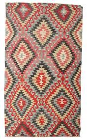 Kelim Semiantik Tyrkiet Tæppe 170X298 Ægte Orientalsk Håndvævet Lysegrå/Rust (Uld, Tyrkiet)