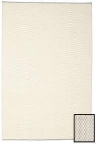 Bobbie - White_Grey Tæppe 200X300 Ægte Moderne Håndvævet Beige/Mørk Beige (Uld, Indien)