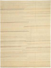 Kelim Moderne Tæppe 176X242 Ægte Moderne Håndvævet Beige/Mørk Beige (Uld, Persien/Iran)