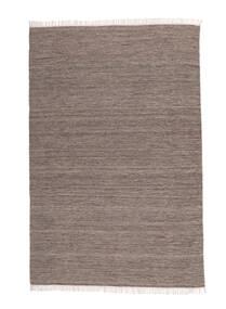 Melange - Brun Tæppe 250X350 Ægte Moderne Håndvævet Lysegrå/Brun Stort (Uld, Indien)