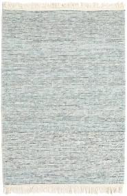 Medium Drop - Blå Mix Tæppe 160X230 Ægte Moderne Håndvævet Lysegrå/Beige (Uld, Indien)