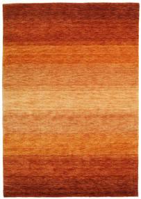 Gabbeh Rainbow - Rust Tæppe 140X200 Moderne Orange/Rust/Lysebrun (Uld, Indien)
