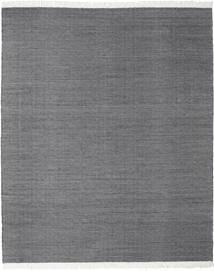 Diamond Uld - Sort Tæppe 240X300 Ægte Moderne Håndvævet Mørkegrå/Lysegrå (Uld, Indien)