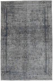 Colored Vintage Tæppe 170X263 Ægte Moderne Håndknyttet Mørkegrå/Blå (Uld, Pakistan)