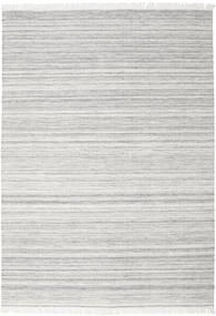 Diamond Uld - Grå Tæppe 240X340 Ægte Moderne Håndvævet Lysegrå/Hvid/Creme (Uld, Indien)