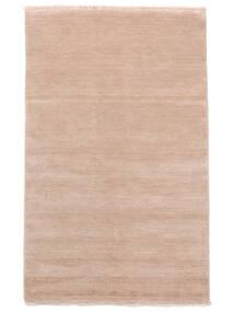 Handloom Fringes - Blød Rose Tæppe 160X230 Moderne Lyserød/Beige (Uld, Indien)