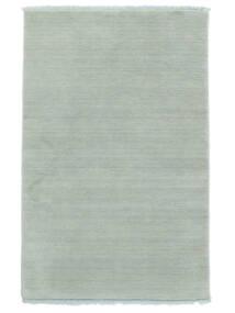 Handloom Fringes - Is Blå Tæppe 160X230 Moderne Lyseblå (Uld, Indien)