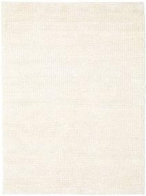 Manhattan - Hvid Tæppe 170X240 Moderne Beige/Hvid/Creme ( Indien)