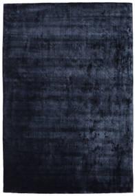 Brooklyn - Midnatsblå Tæppe 200X300 Moderne Mørkeblå ( Indien)