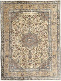Kashmar Patina Tæppe 250X330 Ægte Orientalsk Håndknyttet Lysegrå/Lysebrun/Beige Stort (Uld, Persien/Iran)
