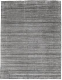 Bambus Grass - Grå Tæppe 240X340 Moderne Lysegrå/Mørkegrå (Uld/Bambus Silke, Indien)