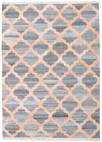 Udendørs Tæppe Kathi - Grå/Coral Tæppe 170X240 Ægte Moderne Håndvævet Lysegrå/Lyserød ( Indien)