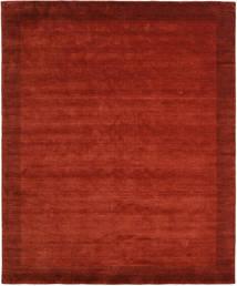 Handloom Frame - Rust Tæppe 250X300 Moderne Rust/Rød Stort (Uld, Indien)
