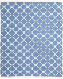 London - Blå/Råhvid Tæppe 250X300 Ægte Moderne Håndvævet Blå/Lyseblå Stort (Uld, Indien)