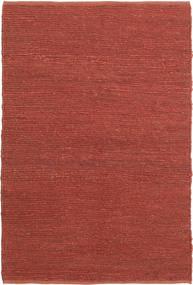 Udendørs Tæppe Soxbo - Rust Tæppe 120X180 Ægte Moderne Håndvævet Mørkerød/Rust (Jutetæppe Indien)