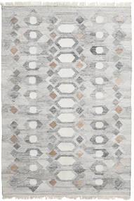 Martha Tæppe 160X230 Ægte Moderne Håndvævet Lysegrå ( Indien)