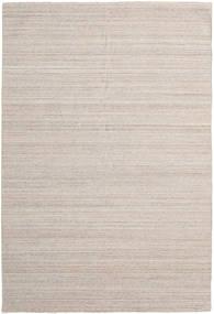 Petra - Beige_Mix Tæppe 200X300 Ægte Moderne Håndvævet Lysegrå/Hvid/Creme ( Indien)