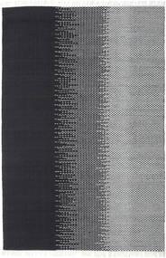 Udendørs Tæppe Sixten Tæppe 200X300 Ægte Moderne Håndvævet Mørkegrå/Hvid/Creme ( Indien)