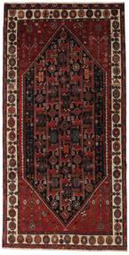 Beluch Patina Tæppe 150X295 Ægte Orientalsk Håndknyttet Tæppeløber Mørkerød/Mørkebrun (Uld, Persien/Iran)