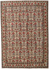 Ardebil Patina Tæppe 273X395 Ægte Orientalsk Håndknyttet Mørkegrå/Lysebrun Stort (Uld, Persien/Iran)