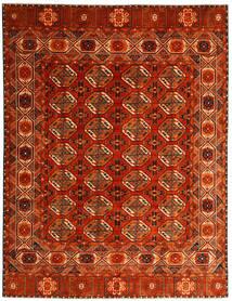 Moderne Afghan Tæppe 237X313 Ægte Moderne Håndknyttet Rust/Mørkebrun (Uld, Afghanistan)