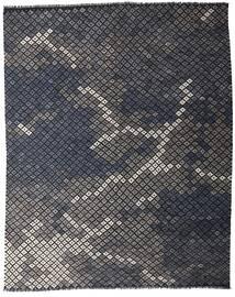 Kelim Moderne Tæppe 233X288 Ægte Moderne Håndvævet Mørkegrå (Uld, Afghanistan)