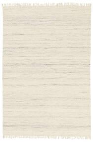 Chinara - Natural/Hvid Tæppe 200X300 Ægte Moderne Håndvævet Beige (Uld, Indien)
