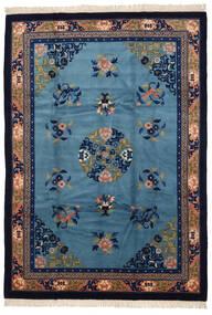 Kina Antikfinish Tæppe 213X305 Ægte Orientalsk Håndknyttet Mørkelilla/Mørkeblå (Uld, Kina)