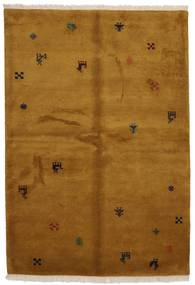 Gabbeh Indisk Tæppe 176X246 Ægte Moderne Håndknyttet Brun (Uld, Indien)