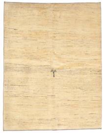 Gabbeh Persia Tæppe 164X210 Ægte Moderne Håndknyttet Beige/Lysebrun (Uld, Persien/Iran)