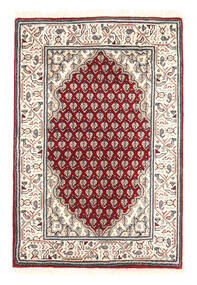 Mir Indisk Tæppe 62X91 Ægte Orientalsk Håndknyttet (Uld, Indien)